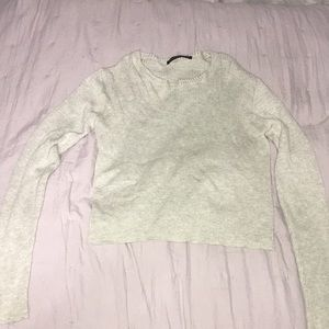 Long sleeve brandy Melville top